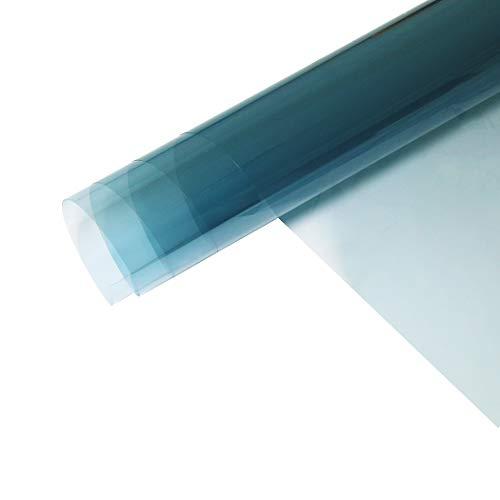 SW Nano Ceramic Car Front Window Film Adhesive Anti UV Heat Control Solar Window Tint for Car Windshield Rear Side Window, 60' X 33ft Roll 75% VLT