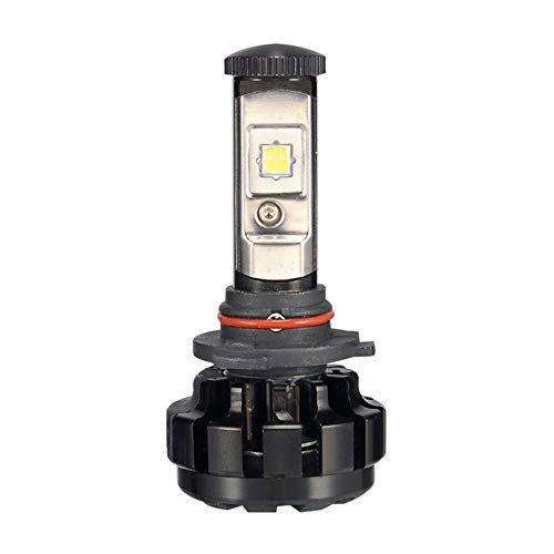 Xenon Headlight Bulb U2 LED Car Light Headlight Bulb 80W 7000LM H1 H3 H4 H7 H11/H8/H9 9005 9006 DC 9-30V 6000K Car Headlights (Color : 9005)