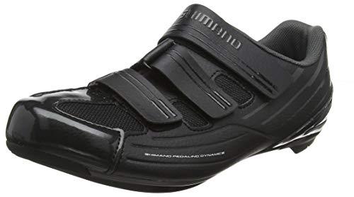 Shimano RP2, Zapatillas de Ciclismo de Carretera Adultos Unisex, Negro (Black), 36