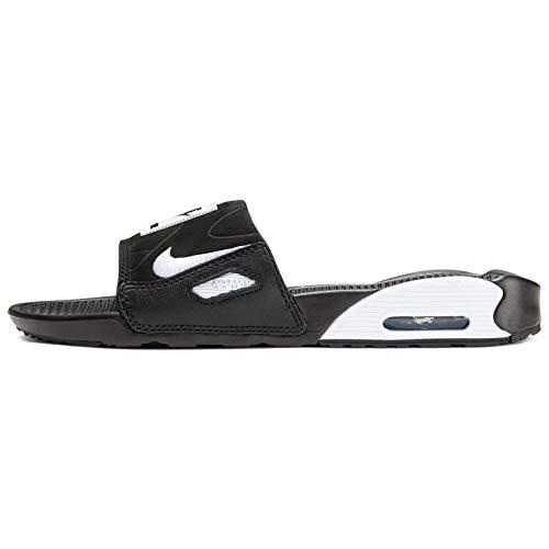 Nike Women's Training Gymnastics Shoe, Black Blanco, 7.5