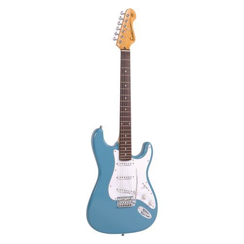 Encore E6 - Guitarra eléctrica, color azul: Amazon.es ...