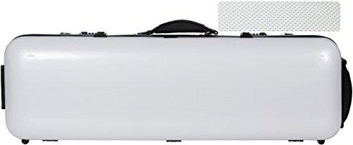 Geigenkoffer Glasfaser Safe Oblong 4/4 pearl graphite M-Case