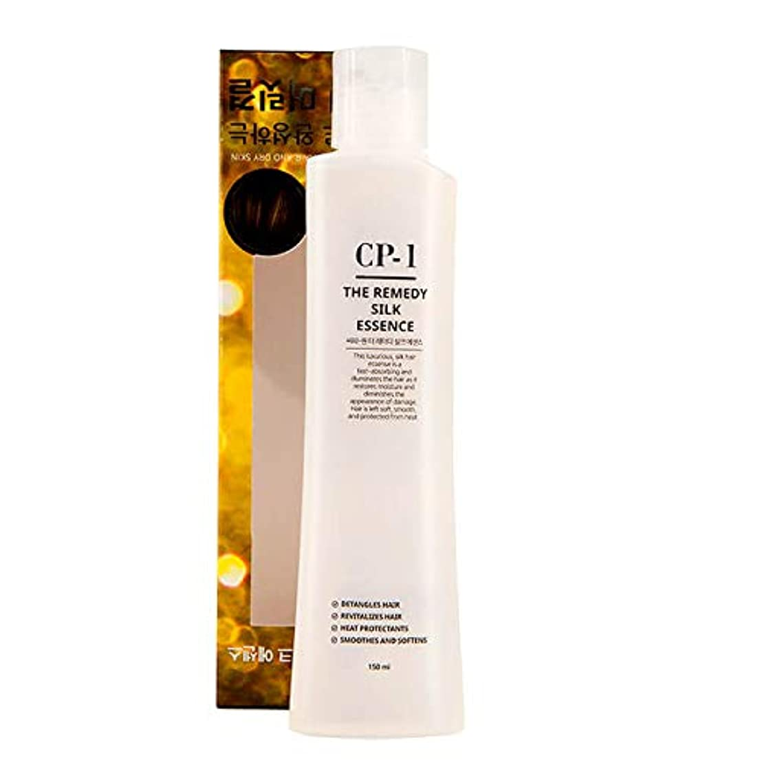 スイングディスカウント明らかにEsthetic House[エステティックハウス] CP-1 治療シルクエッセンス 150ml (傷んだ髪や乾燥肌の韓国のヘアケアに) / The Remedy Silk Essence