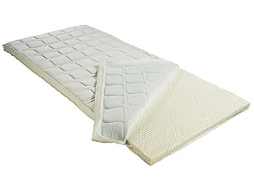 BMM Cubrecolchón para colchón, doble funda (90 x 200 cm)