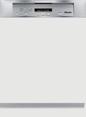 Miele G 5635 SCi XXL Edition 3D Eco Teilintegrierbarer Geschirrspüler / Einbau / A+++ A / 14 Maßgedecke / 43 db / 59.8 cm/ Möbelfront und Blende im Lieferumfang nicht enthalten