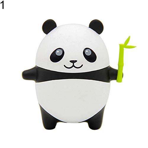 XMxDESiZ Ambientador ventilación Coche diseño Panda