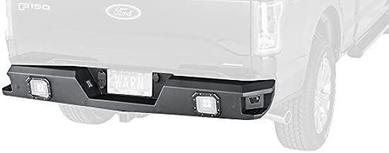 WARN 96255 F150: 2015-16 Ascent Rear Bumper
