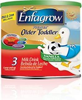 enfagrow older toddler vanilla
