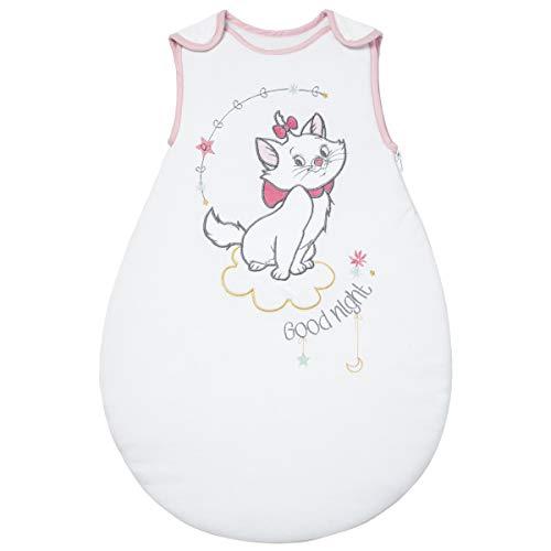 Babycalin DIS401906 Schlafsack, 65cm, Disney Marie, Mehrfarbig, 1 Stück