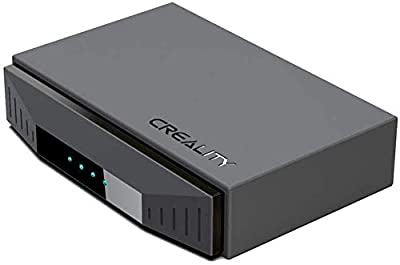 Creality 3D Printer WiFi Box Intelligent Assistant for 3D Printer Cloud Slice/Cloud Print/Real-Time Monitor/Remote Control Use with APP Compatible with Creality FDM 3D Printer