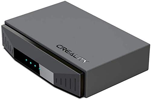 Creality WiFi Box Cloud Slice/Cloud Print/Real-Time Monitor/Telecomando Uso con APP Compatibile con Stampante 3D Creality FDM Intelligente Assistente per Stampante 3D
