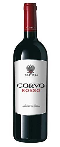 Corvo Rosso Terre Siciliane IGT 2018 (1 x 0.75 l)