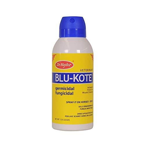 Dr. Naylor FA Dressing Blu-Kote Aerosol (4.5 oz.) -Fast Drying Antiseptic Wound Dre