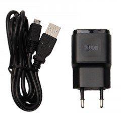 LG Electronics - MCS-02ER USB Ladegerät+Datenkabel 850mAh für LG P700, P760, P985