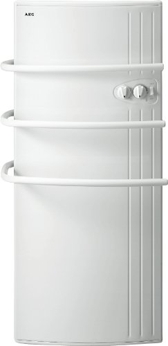 AEG 228913VKE 152multit Herm heizgerät da bagno 1500W, 230V, colore: bianco