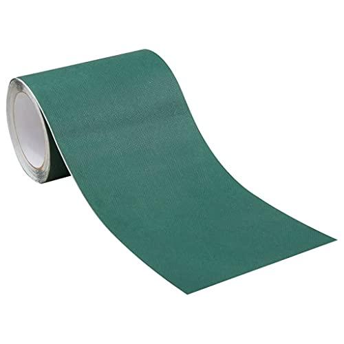 Verde Polipropileno Cinta para césped Artificial Doble Cara 0,15x10 m verdeBricolaje Consumibles para construcción Cinta para Bricolaje