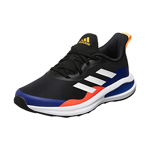 adidas Fortarun K, Zapatillas de Running, NEGBÁS/FTWBLA/TINSON, 32 EU