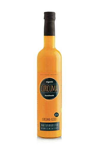 5+1 Fl. BIO Elixir Curcuma 500 ml