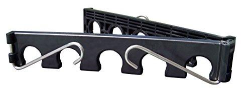 Rawlings Fence Bat Rack, Black