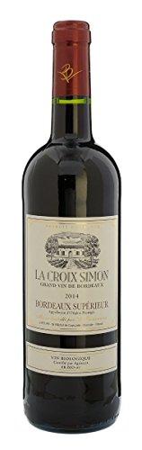 La Croix Simon Bordeaux Supérieur Rouge, 750 ml