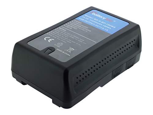 13200mAh Batterytec® Batería de Repuesto para Sony Camcorder,Sony BP-95W, Sony HDCAM XDCAM,...