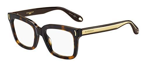 Givenchy Occhiali da vista GV 0014 BROWN HAVANA 50/19/145 donna