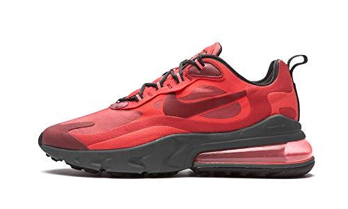 Nike Air Max 270 React Red/Black Mens Ci3866 600 - Size 11