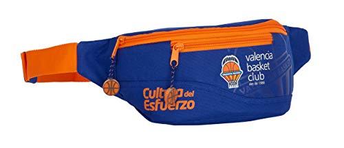 Safta Riñonera con Bolsillo Exterior de Valencia Basket, 230x90x120mm
