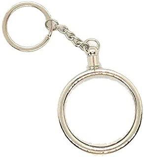 Challenge Coin Holder Keychain 1.75