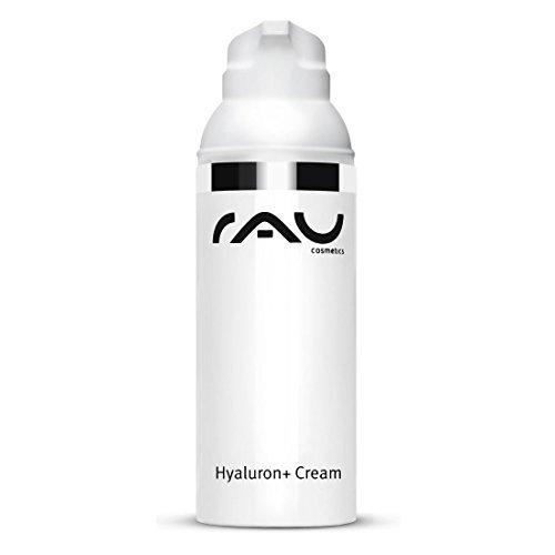 RAU Cosmetics Hyaluron plus Cream (50 ml) - Tagescreme für Frauen und Männer mit UV Schutz und...