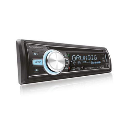 Grundig 72088 GE-132-1-DIN Bluetooth CD/MP3 receiver set van 5