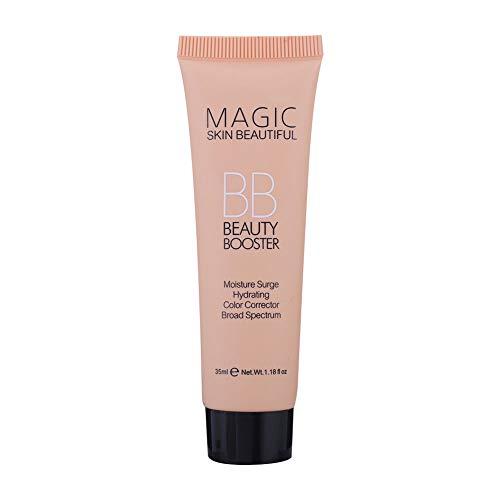 Base de Maquillaje líquida correctora iluminadora, Base de Cobertura Total, Base de Maquillaje hidratante con Control de Aceite(01)