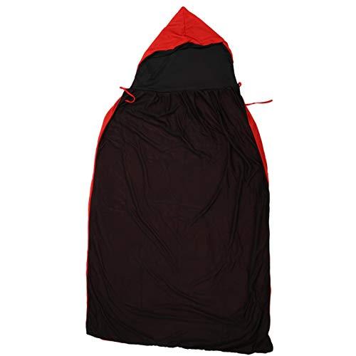 Capa de cosplay Cómoda capa con capucha ajustada para fiesta de Halloween