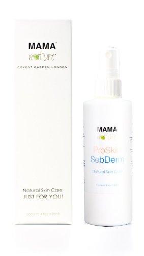 Mamma Natura a Londra - ProSkin Seb Derm - cura della pelle naturale per la dermatite seborroica del viso e cuoio capelluto, Culla Cap adulti, perdita di capelli - 120ml (Importazione)