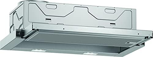 Neff D46BR22X1 Einbau-Dunstabzugshaube / N30 / 60cm / Abluft oder Umluft / silbermetallic
