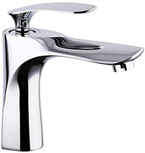 Grifo de cocina baño grifo del fregadero grifo monomando lavabo grifo cepillo lavabo grifo agua fría y caliente abrevadero fregadero de pared