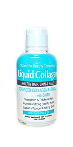 Scientific Beauty Technology Liquid Collagen for Healthy...