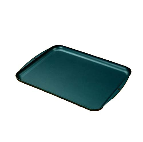 Tcopying Defrosting Tray for Frozen Small Size Rapid Thawing, Plate for Frozen Meat Natural Eco-Friendly,No Electricity,No Microwave,No Chemicals,Safest Way Thawing Plate (Color : White)
