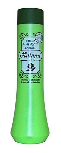 Natural Vert Crème adoucissant 1000 ml. – [Lot de 4]
