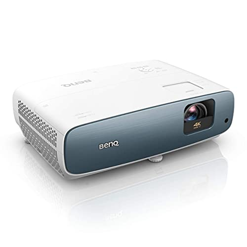 BenQ TK850i HDR XPR True 4K UHD Home Theater Projector with Android TV Wireless Adapter (Renewed)