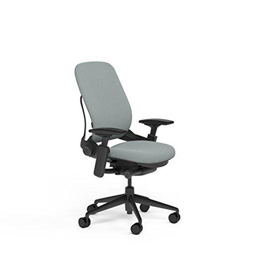 Steelcase Leap Desk Chair in Buzz2 Alpine Fabric - Highly...