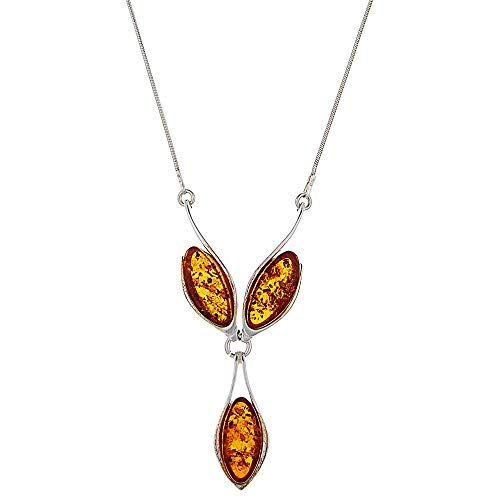 Goldmajor - Women Amber Collar Necklace CL347