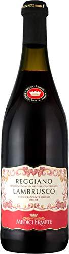 Medici Ermete Lambrusco Reggiano Dolce DOC (1x 0,75l) Rotwein lieblich