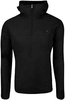 Izod Men's 1/4 Zip Pullover Jacket