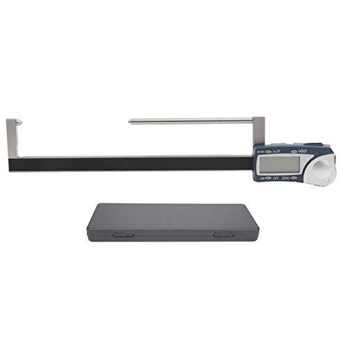 Calibrador de disco de freno, calibre de tambor de freno, calibre de freno, calibre Vernier, herramienta de medición, IP54 0-80 mm, medición de espesor digital para automóvil