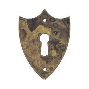 Schlüsselblatt Biedermeier Wappen groß 57 x 42 - Stilmelange Qualität aus Europa seit 1998