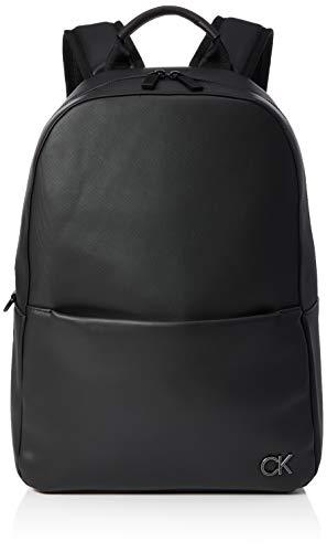 Calvin Klein ROUND BP W/PCKT, ACCESSORI Uomo, Black, One Size
