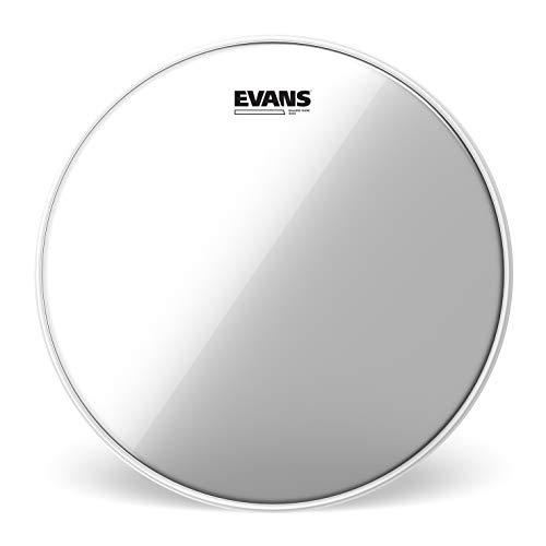 Evans Parche transparente para redoblante lateral de 14 pulgadas (356 mm) Clear 300
