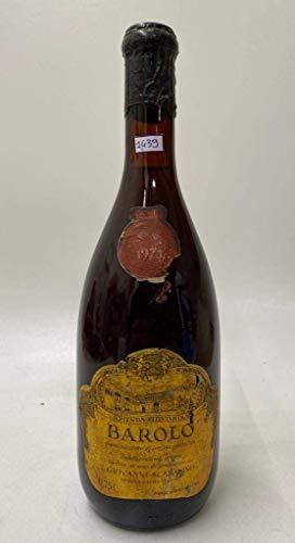 Vintage Bottle - Poderi Giovanni Scanavino Barolo 1973 0,75 lt. - COD. 1439