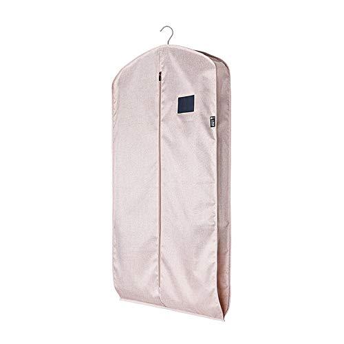 Dust cover Cubierta de Polvo de Ropa Transpirable/Cubierta de Abrigo de visón/Bolsa de Polvo/Funda de Almacenamiento de Ropa de Tela Oxford/Bolsa de Ropa Colgante (B4:150 * 58cm;)